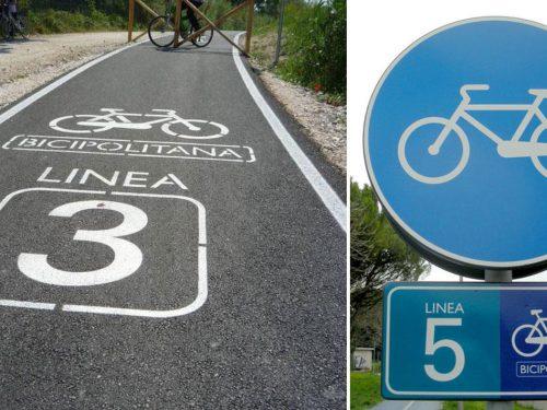 Piste ciclabili: a Pesaro c'è la Bicipolitana