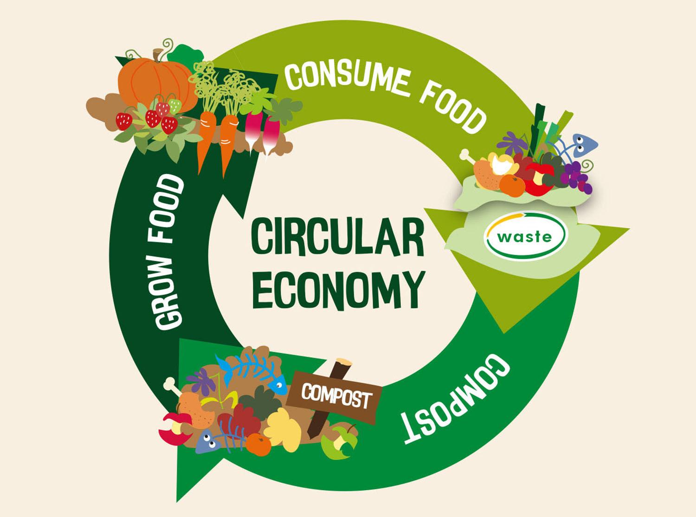 economia circolare cibo