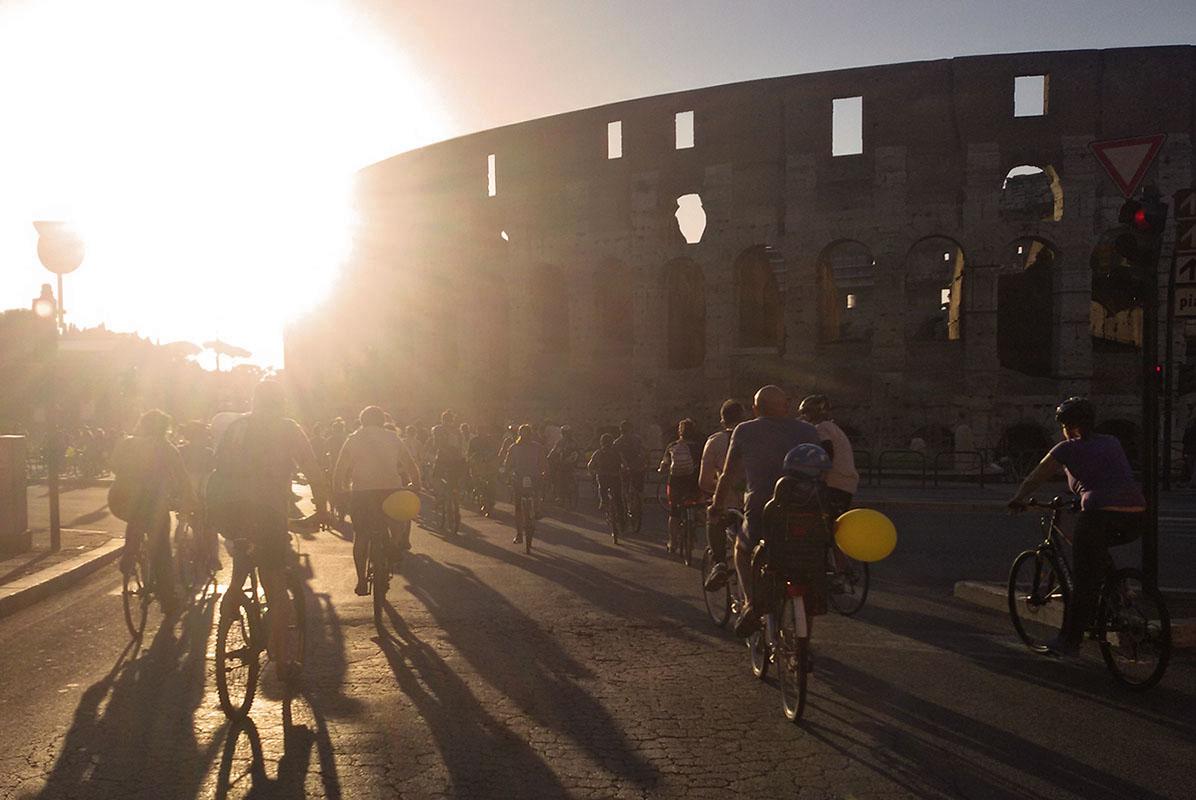 Critical Mass Roma