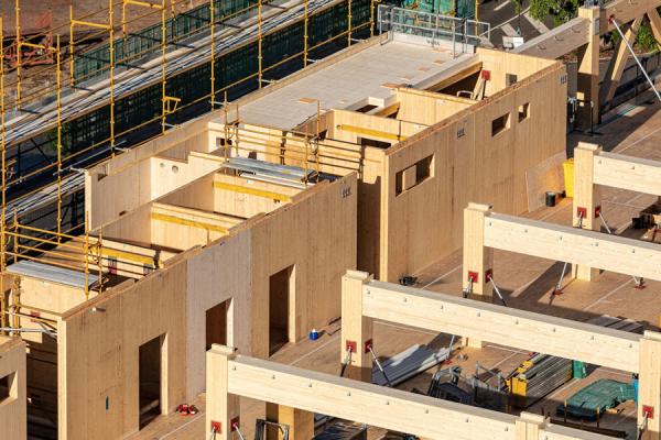 tecnologie costruttive ibride lignee timber