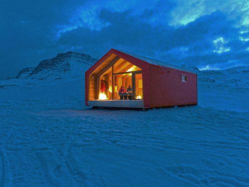 Frame: è italiana la prima casa modulare costruita in Artico.