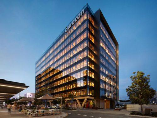 25 king: l'edificio in legno più alto d'Australia