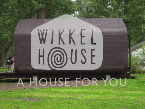 Wikkel House: la casa di cartone garantita 50 anni