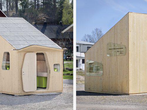 Smart Student Unit: un'abitazione in legno da 10 mq