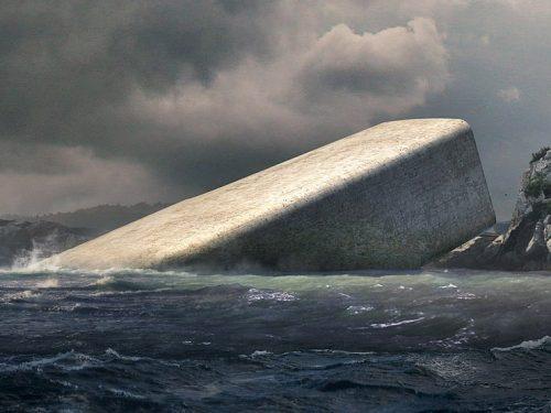 """""""Under"""": il primo ristorante subacqueo d'Europa"""
