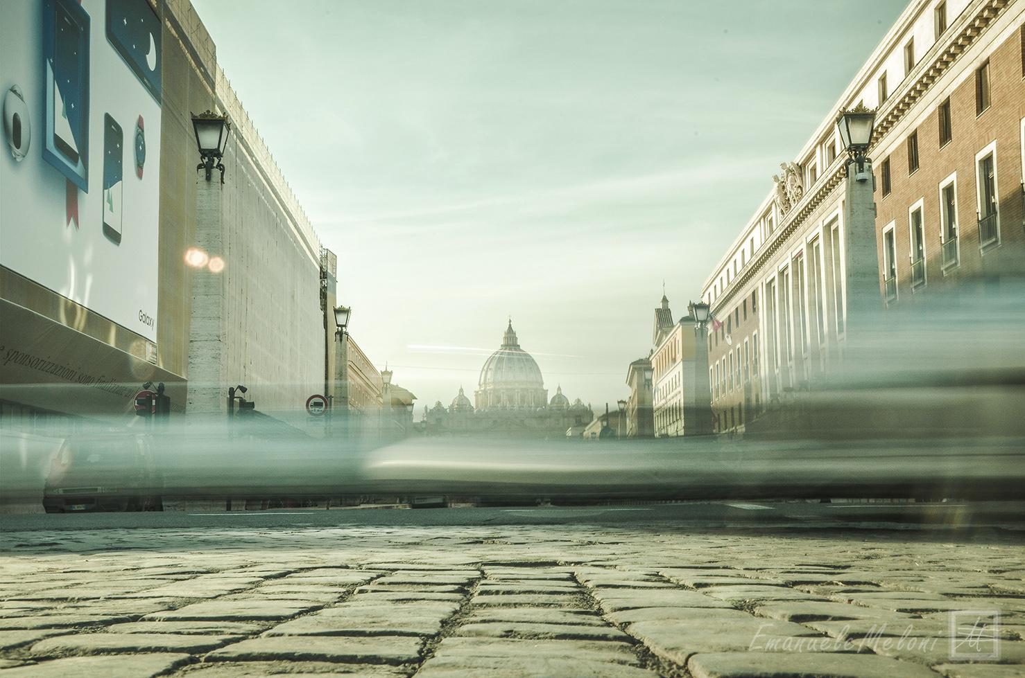 traffico roma capitale