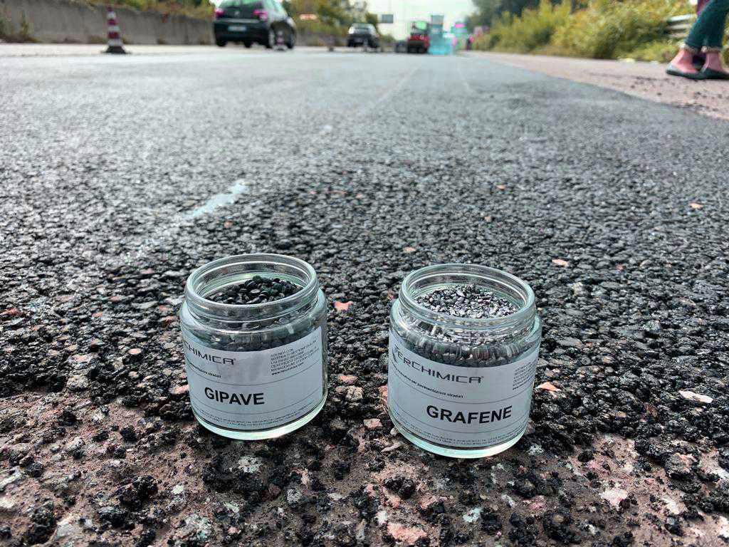 gipave asfalto milano roma