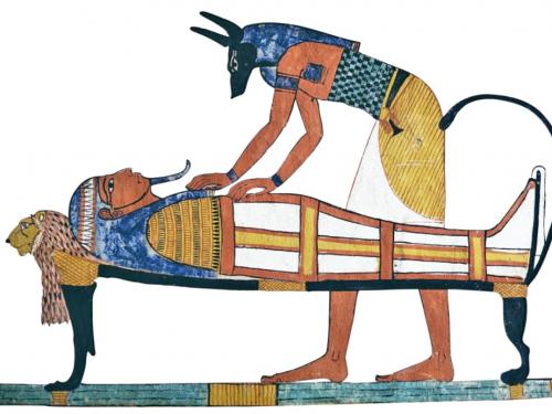 Conservazione della materia organica: l'arte della Mummificazione egizia