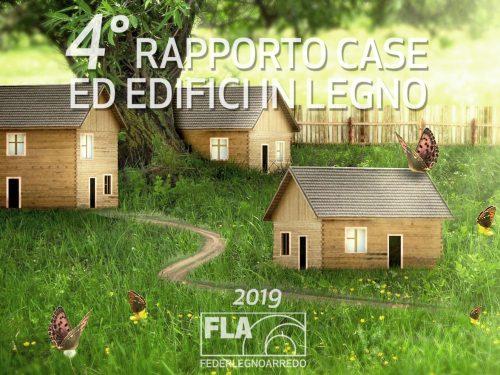 Edilizia in legno: stato dell'arte, economia e diffusione in Italia