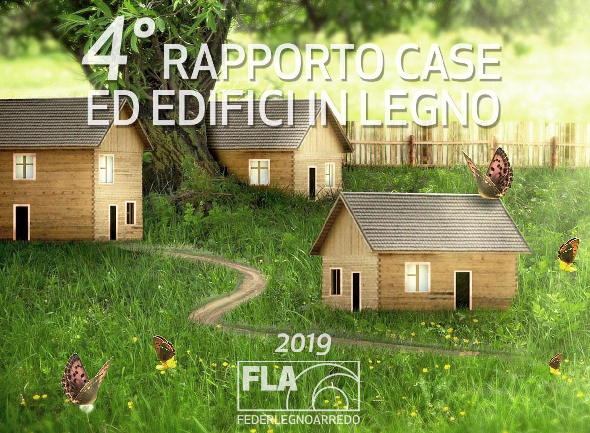 case ed edifici in legno, stato dell'arte in Italia ed Europa
