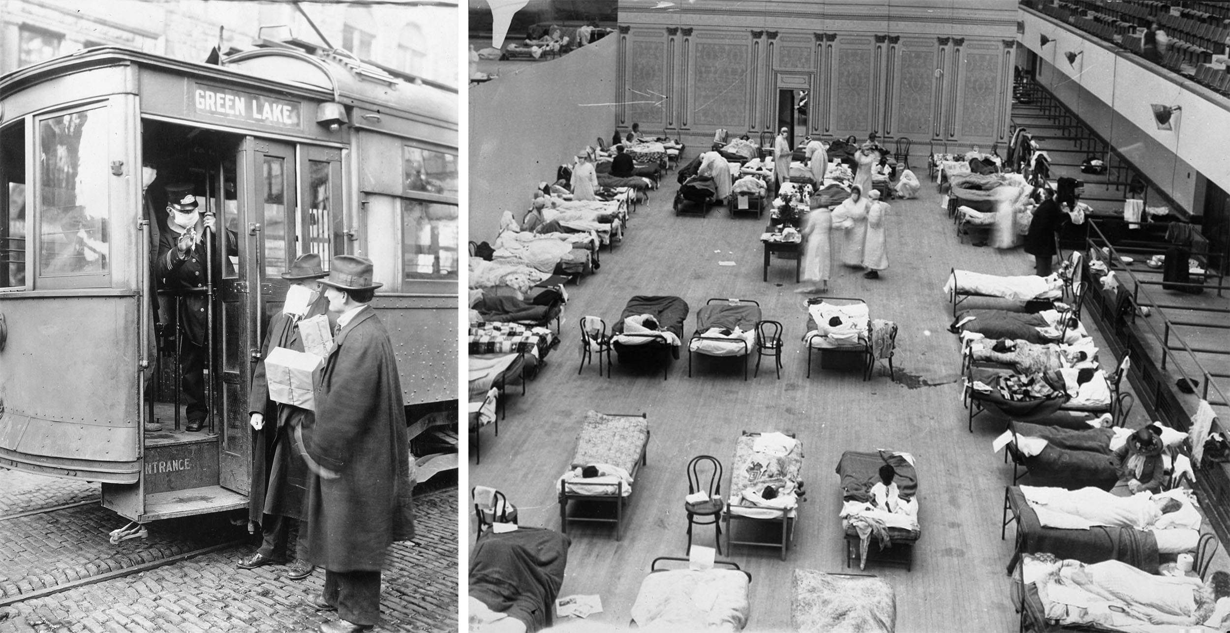 Pandemia storia influenza spagnola