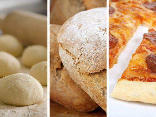 """Lievito naturale o pasta Madre: pane e pizze """"senza lievito"""""""