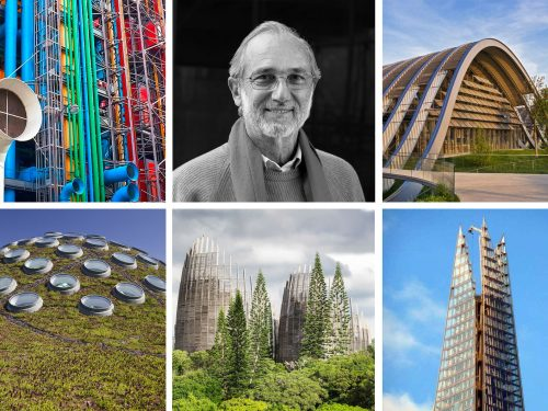 Renzo Piano: premio alla carriera 2020