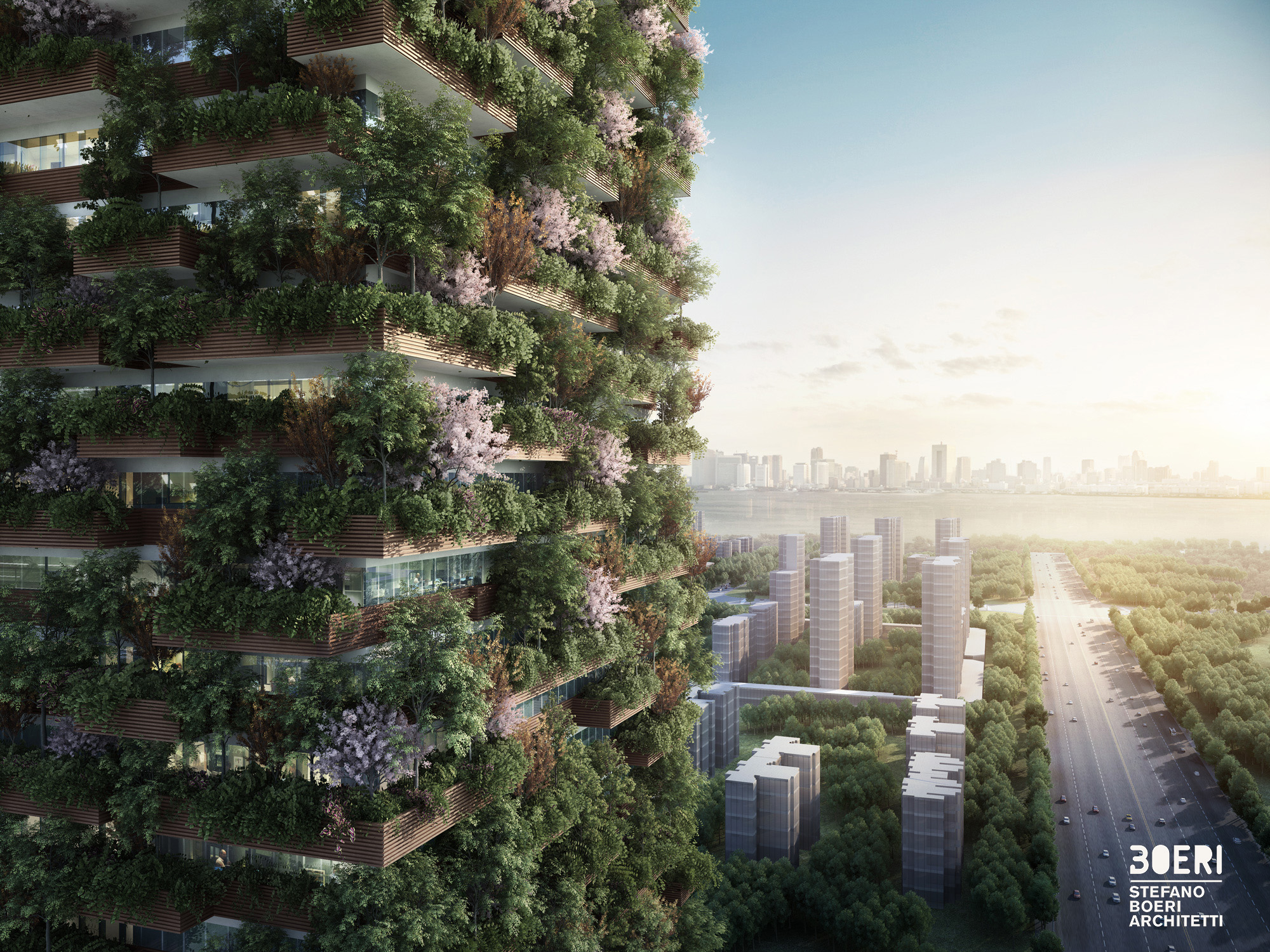 bosco verticale nanchino boeri