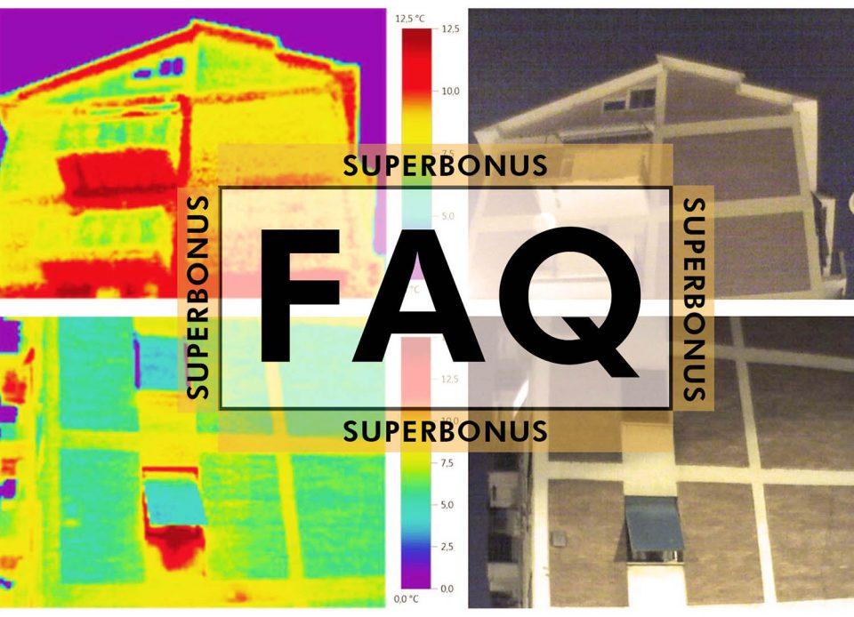 Superbonus: le FAQ del Ministero delle Finanze