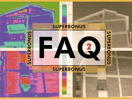 Superbonus FAQ versione II: aggiornamento del 27 ottobre 2020