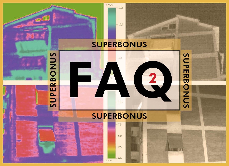 nuove domande faq per il superbonus dal mef